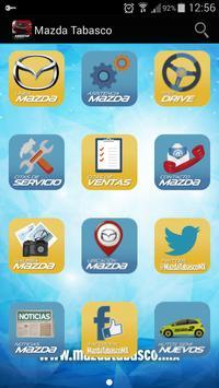 Mazda Tabasco apk screenshot