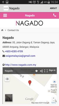 Nagado.com.my apk screenshot