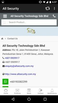 All Security apk screenshot