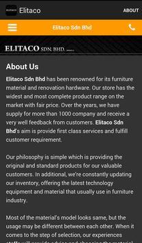 ELITACO apk screenshot
