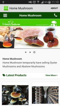 homemushroom.com.my poster