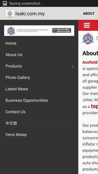 Isaki.com.my apk screenshot