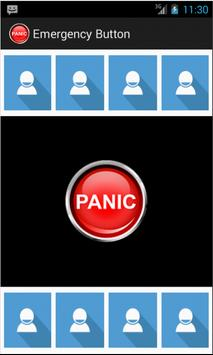Emergency Panic Button poster