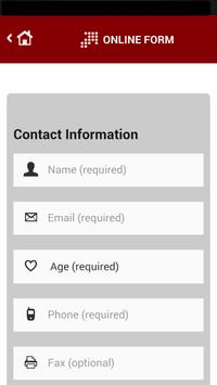 Cyber999 Mobile Application apk screenshot