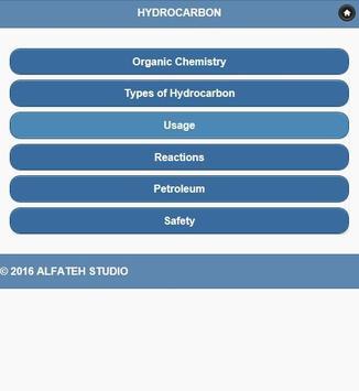 Hydrocarbon apk screenshot