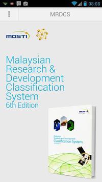 MRDCS poster