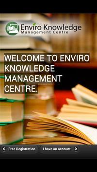 Malaysian Enviro Knowledge poster