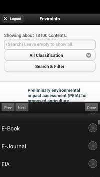Malaysian Enviro Knowledge apk screenshot