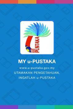 MY u-PUSTAKA poster
