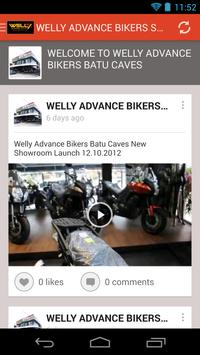 WELLY ADVANCE BIKERS SDN BHD poster