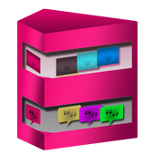 SMS & QUOTES BOX icon