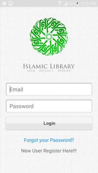 Islamic Library apk screenshot