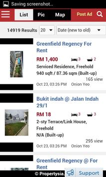 Malaysia Property Buy/Rent poster