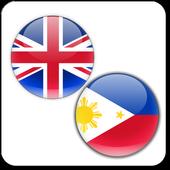 Cebuano English Translator icon