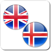 Icelandic English Translator icon