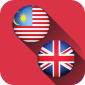 English Malay Translator Free icon
