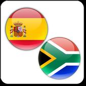 Afrikaans Spanish Translator icon