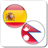 Nepali Spanish Translator icon