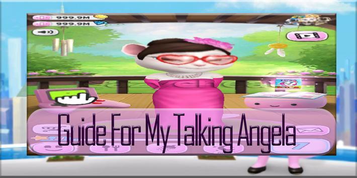 Tips My Talking My Angela apk screenshot