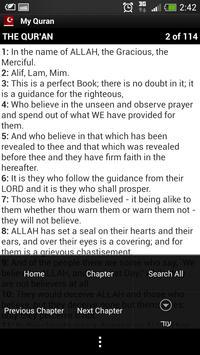 My Qur'an apk screenshot
