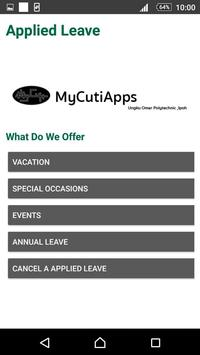 MyCutiApps poster