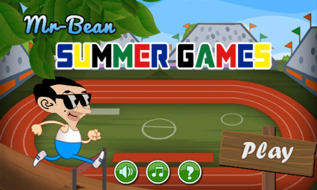 Mr Bean Games