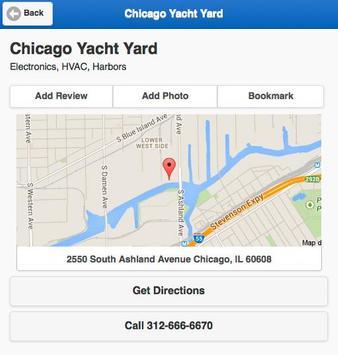 Yacht Service Now apk screenshot