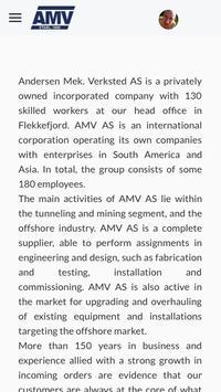 AMV apk screenshot
