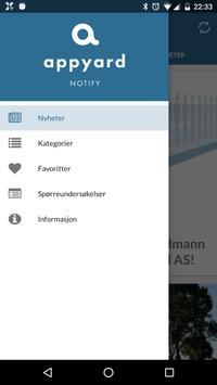 Appyard apk screenshot