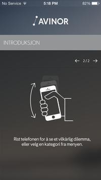 Avinor Etikk apk screenshot