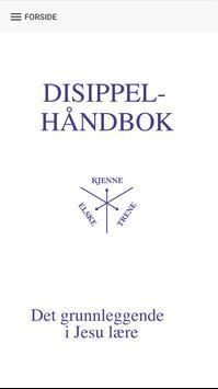 Disippelhåndbok poster