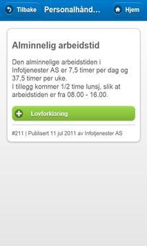 Handbooks apk screenshot