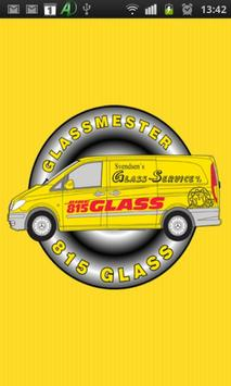 Glassmester poster