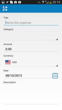 Expenses+ apk screenshot