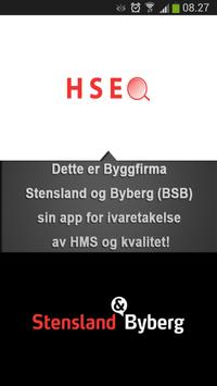 BSB HSEQ poster
