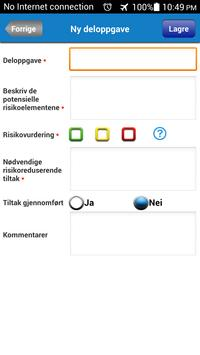 Djuvik HSEQ apk screenshot