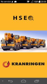 Kranringen HSEQ poster