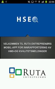 Ruta HSEQ poster