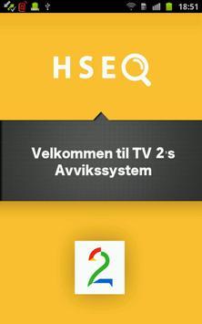 TV 2 HSEQ poster