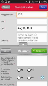 Veidekke HSEQ apk screenshot