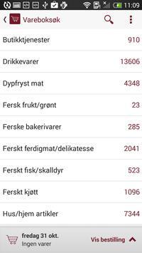 ASKO Mobilhandel apk screenshot