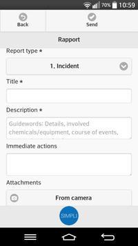 SIMPLI App apk screenshot