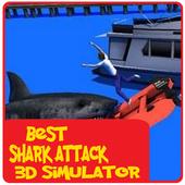 TIPS SHARK ATTACK 3D SIMULATOR icon