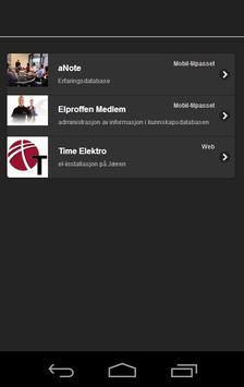 Time Elektro as apk screenshot