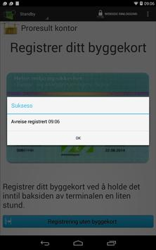 Hms-kort Anleggsterminal apk screenshot