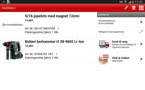 Würth NO apk screenshot