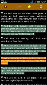 American KJV Bible apk screenshot