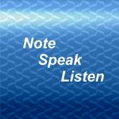 NoteSpeakListen for Deaf.Trial icon