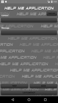 For Help apk screenshot