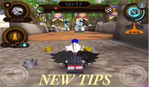 New Tips LEGO Speedorz poster